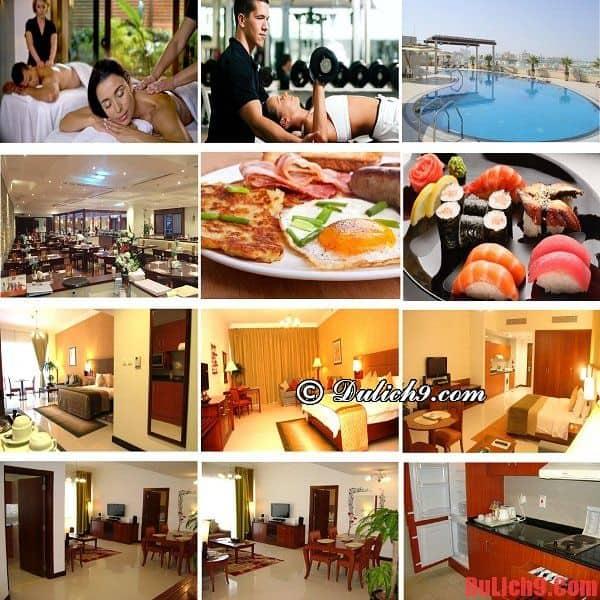 Khách sạn đẹp, chất lượng, hiện đại, nổi bật và có giá tốt nhất Dubai