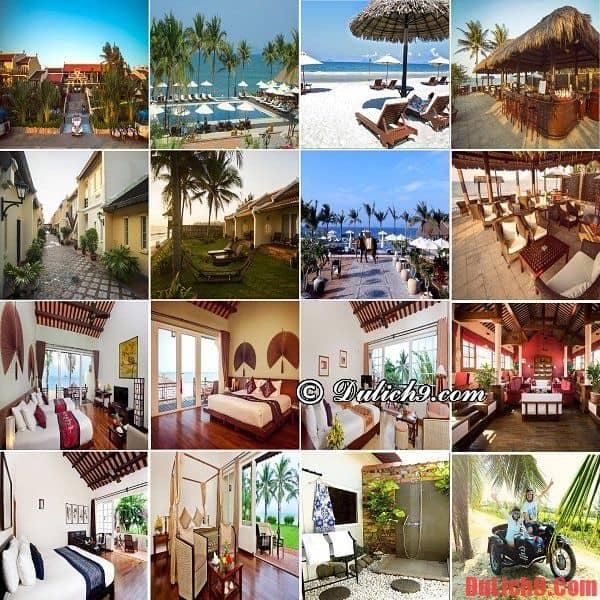 Khách sạn, resort 5 sao đẳng cấp, giá tốt gần biển Cửa Đại, Hội An