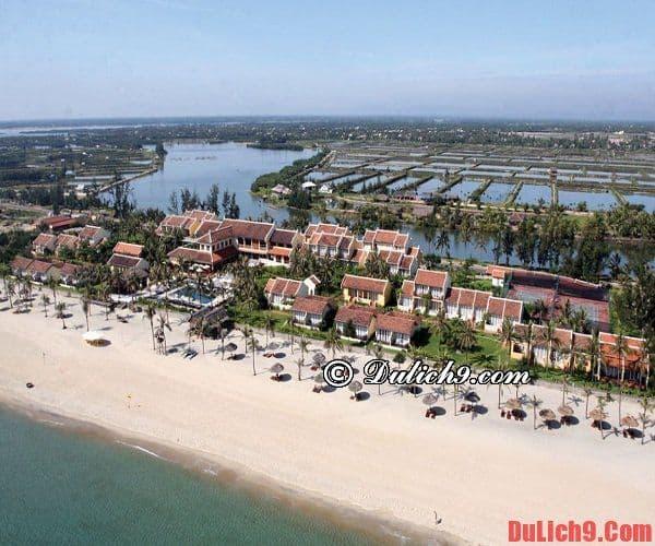 Khách sạn, khu nghỉ dưỡng tuyệt đẹp và cao cấp gần biển Cửa Đại