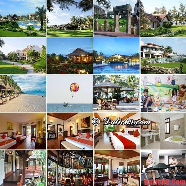 Khách sạn, khu nghỉ dưỡng tuyệt đẹp được yêu thích và đánh giá cao gần biển Cửa Đại