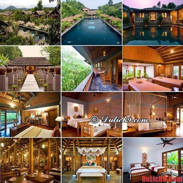 Khu nghỉ dưỡng sang trọng và cao cấp nổi tiếng đáng ở nhất khi du lịch Huế