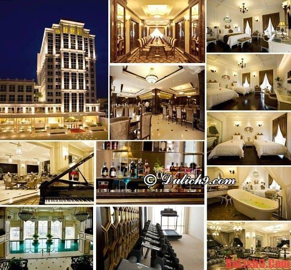 Khách sạn sang trọng, giá tốt và được đánh giá cao nên ở khi du lịch trăng mật ở Huế.