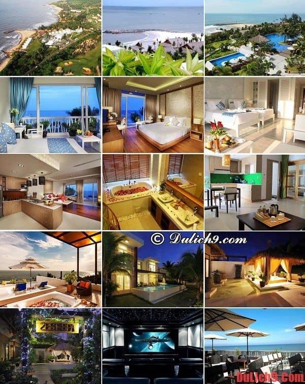 The Cliff Resort & Residences Phan Thiết - Khách sạn ven biển tốt nhất và chất lượng, cao cấp nên ở khi du lịch Phan Thiết