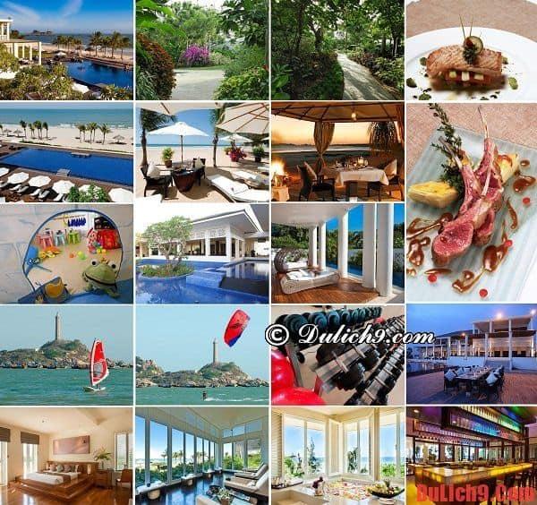 Princess D'Annam Resort & Spa - Khu nghỉ dưỡng cao cấp gần biển nên ở khi du lịch Phan Thiết