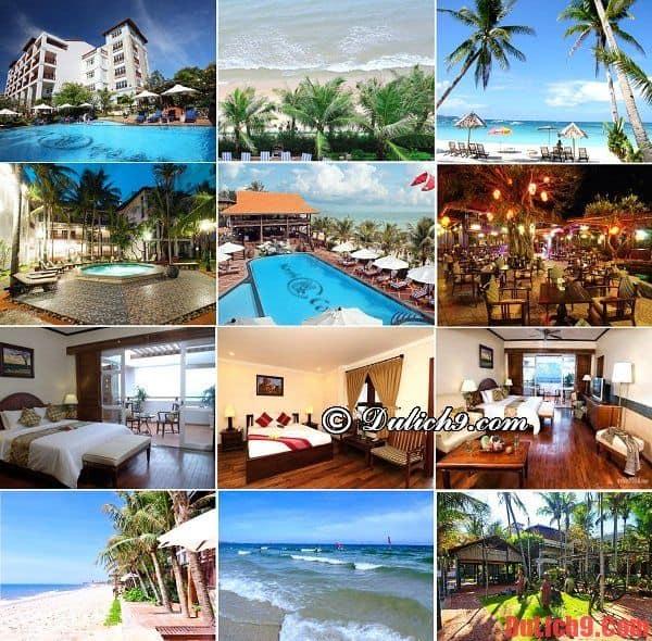 Khu nghỉ dưỡng Novela Resort & Spa Phan Thiết - Khách sạn chất lượng, giá tốt và tiện nghi ven biển nên ở khi du lịch Phan Thiết