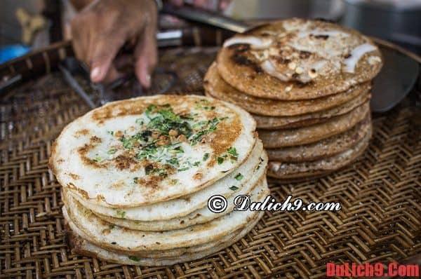 Bánh chiên Bein Mont - Du lịch Yangon, Myanmar ăn thử món ăn vặt đặc trưng, thú vị