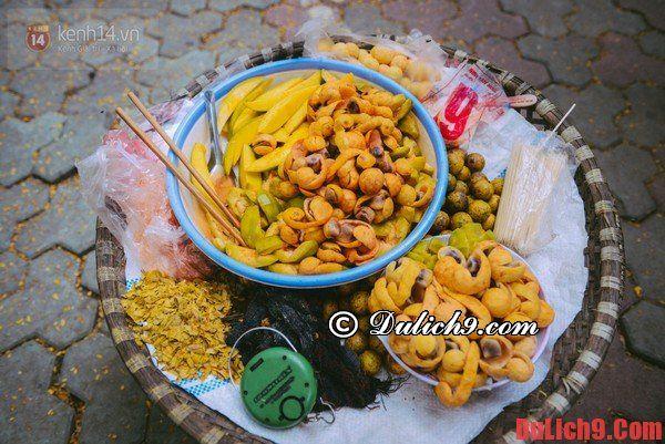Sấu chín - Món ăn vặt không thể bỏ lỡ khi du lịch Hà Nội mùa thu - đông