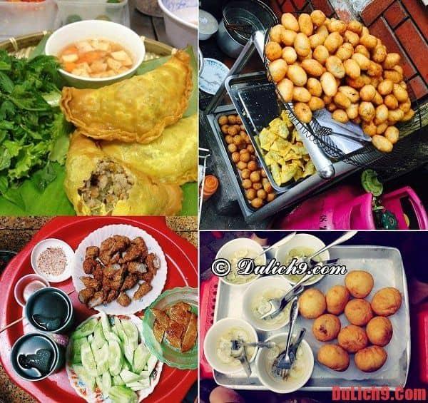 Những món bánh độc đáo và nổi danh đường phố Hà Nội phải ăn một lần khi du lịch Hà Nội mùa thu - đông