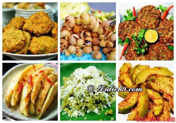 Du lịch Hà Nội mùa thu - đông thưởng thức những những món ăn vặt đặc trưng