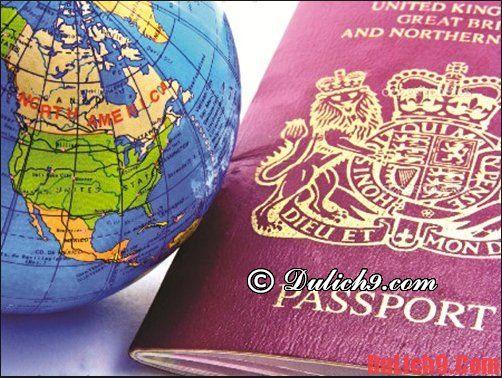 Du lịch nước nào ở Đông Nam Á không cần Visa?