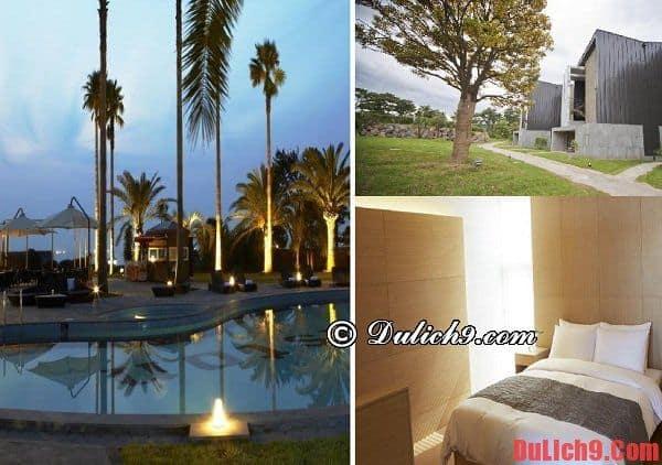 Khách sạn 5 sao ở đảo Jeju