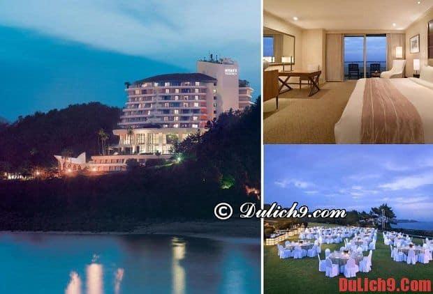 Khách sạn 5 sao chất lượng tốt ở đảo Jeju