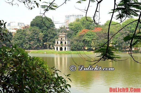 Top khách sạn 5 sao gần Hồ Hoàn Kiếm
