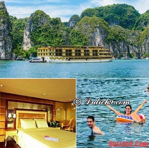 Khách sạn 5 sao hàng đầu ở Hạ Long