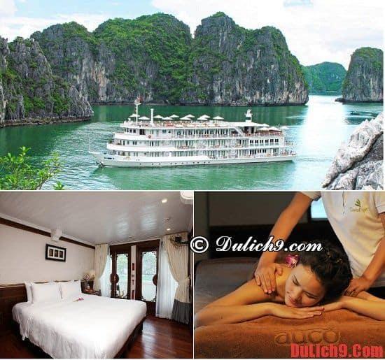Những khách sạn 5 sao hàng đầu ở Hạ Long