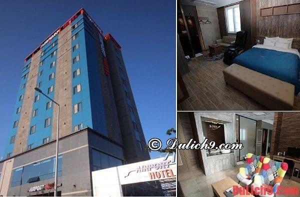 Top khách sạn đẹp nhất ở Busan, sang trọng và hút khách nhất