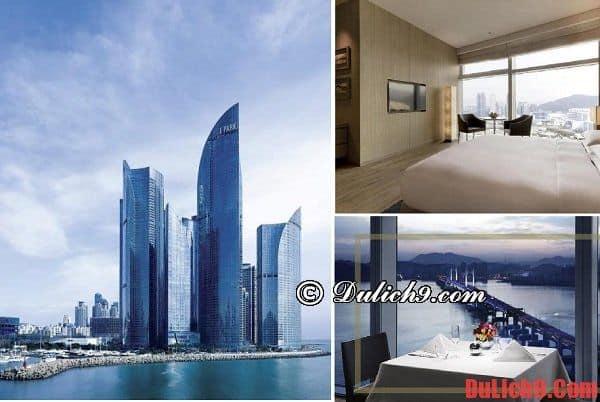 Top khách sạn đẹp nhất ở Busan