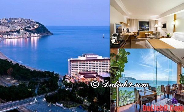 Khách sạn đẹp, đầy đủ tiện nghi ở Busan
