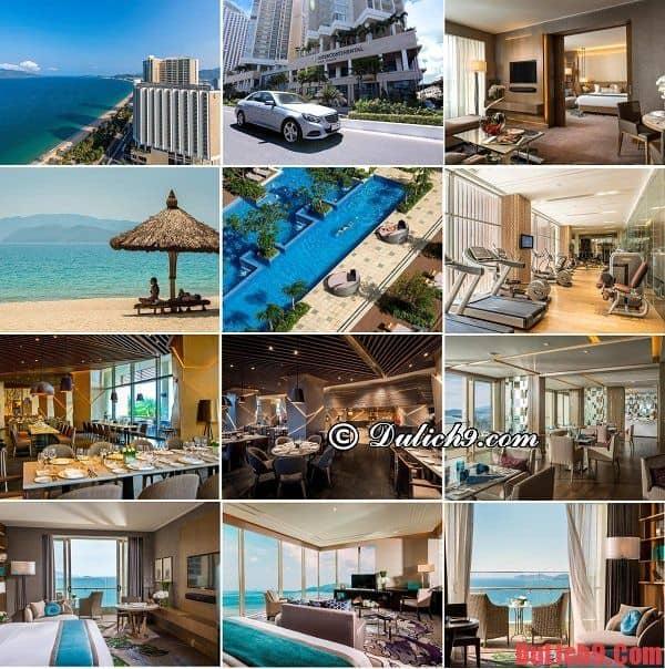 InterContinental Nha Trang - Khách sạn đẳng cấp quốc tế được yêu thích nên ở một lần khi du lịch Nha Trang,