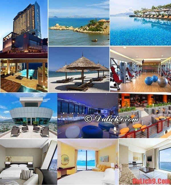 Sheraton Nha Trang - Du lịch Nha Trang ở tại khách sạn đẳng cấp quốc tế được yêu thích và đánh giá cao
