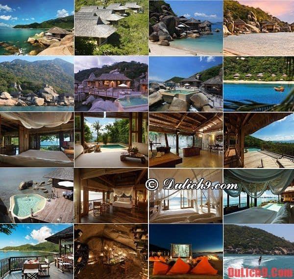 Six Senses Ninh Van Bay - Khách sạn, khu nghỉ dưỡng tuyệt vời nhất, đáng ở nhất khi du lịch Nha Trang