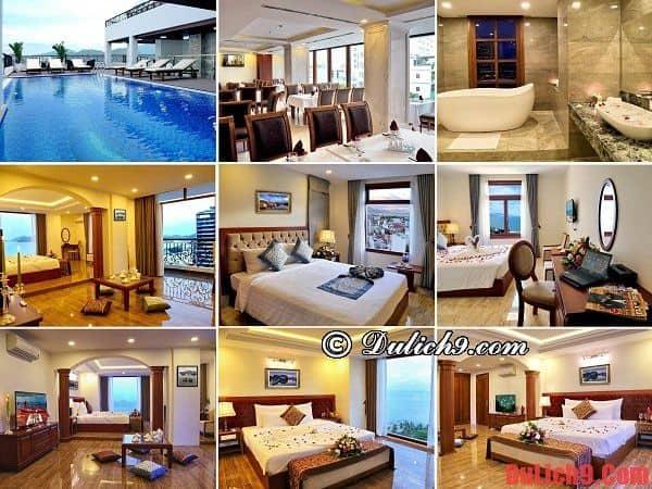 Top những khách sạn 3 sao đẹp, chất lượng và tốt nhất nên ở khi du lịch Nha Trang do du khách bình chọn