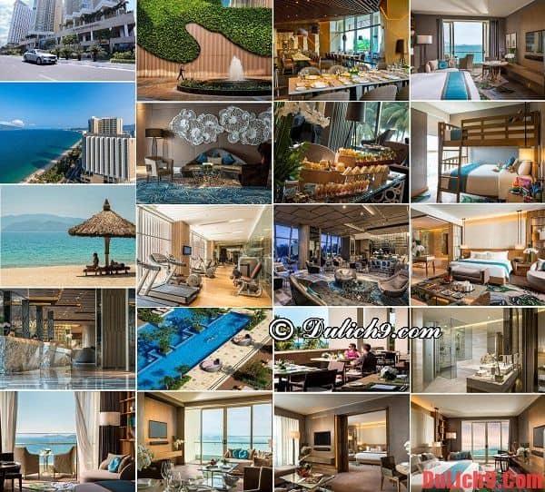 Top những khách sạn 5 sao đẳng cấp, sang trọng được du khách yêu thích và đánh giá cao nên ở khi du lịch Nha Trang