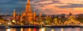 Kinh nghiệm du lịch Bangkok đầy đủ và chi tiết, cập nhật