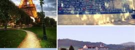 Tour du lịch trăng mật lãng mạn và ngọt ngào ở Pháp