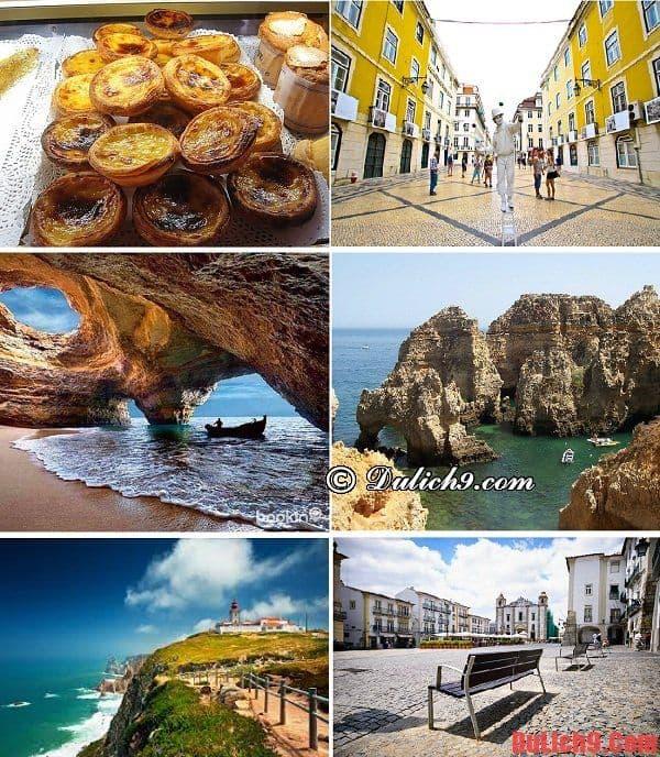 Tận hưởng tuần trăng mật tuyệt vời nhất khi du lịch Bồ Đào Nha. Du lịch trăng mật ở Châu Âu nên đi đâu?