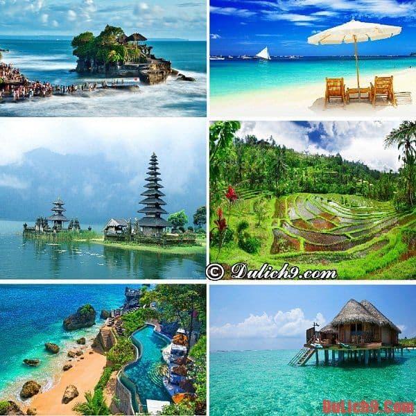 Hòn đảo tuyệt đẹp, hấp dẫn và nổi tiếng nên đến nhất khi du lịch trăng mật ở nước ngoài
