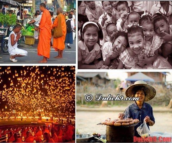 Khám phá văn hóa đặc sắc của Thái Lan - Một lý do du lịch Thái Lan thú vị - Có nên đi du lịch Thái Lan hay không?