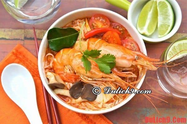 Có nên đi du lịch Thái Lan không? Nếu bạn là tín đồ ẩm thực thì hãy đến Thái Lan để thưởng thức những món ngon nhất thế giới