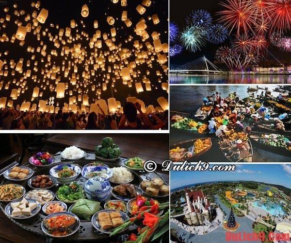 Các điểm du lịch Tết dương lịch và Tết âm lịch thú vị, tuyệt vời và nên đến nhất ở miền Trung. Nên đi đâu chơi, du lịch vào dịp tết dương lịch?