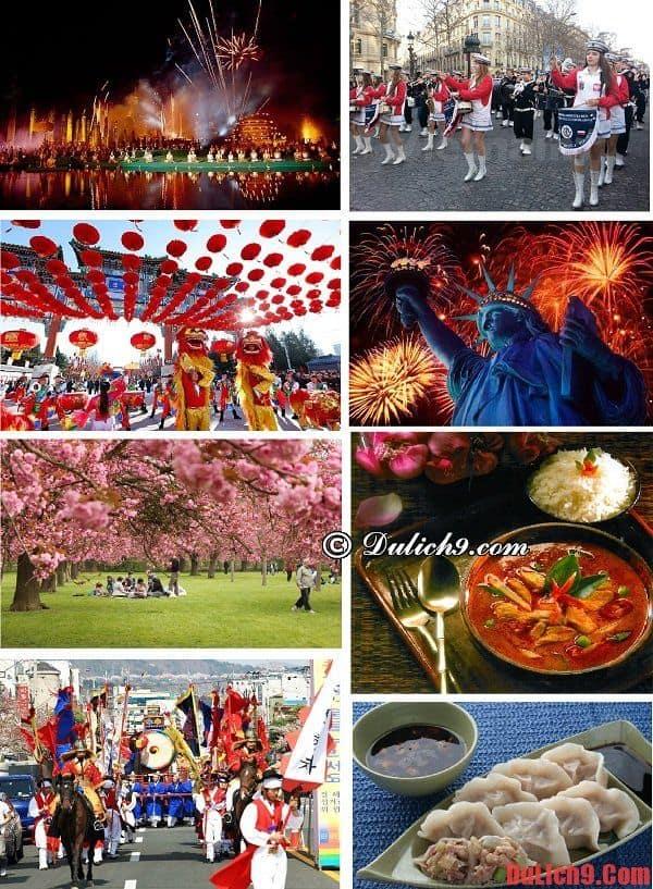 Những điểm đến lý tưởng nhất cho kỳ nghỉ Tết dương lịch, Tết âm lịch ở nước ngoài - Du lịch dịp tết dương lịch, âm lịch nên đi đâu chơi?