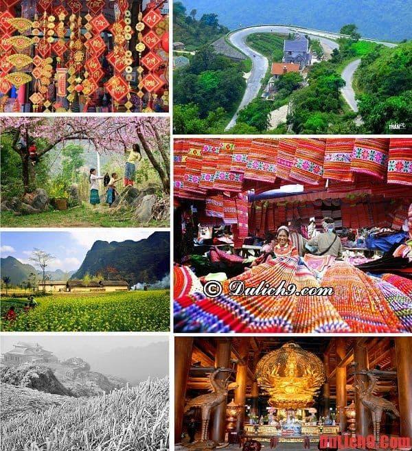 Các điểm du lịch nổi bật nên đến trong dịp Tết ở Miền Bắc. Du lịch tết nên đi đâu chơi?