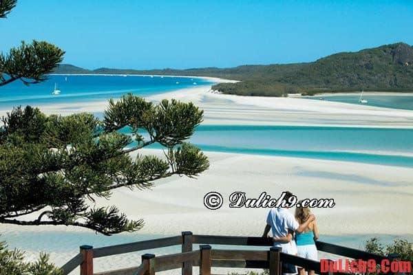 Những địa điểm nghỉ trăng mật giá rẻ trong nước