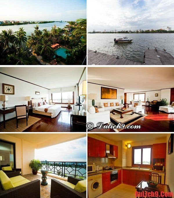 Khách sạn 5 sao đẹp, độc đáo, cao cấp, hiện đại nổi tiếng và hút khách nhất Sài Gòn