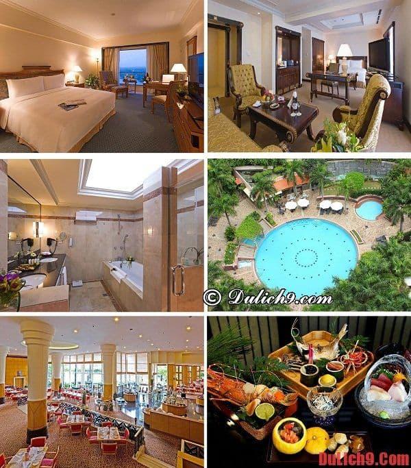 Khách sạn 5 sao đẹp, cao cấp được ưa chuộng và đặt phòng nhiều ở khu vực chợ Bến Thành
