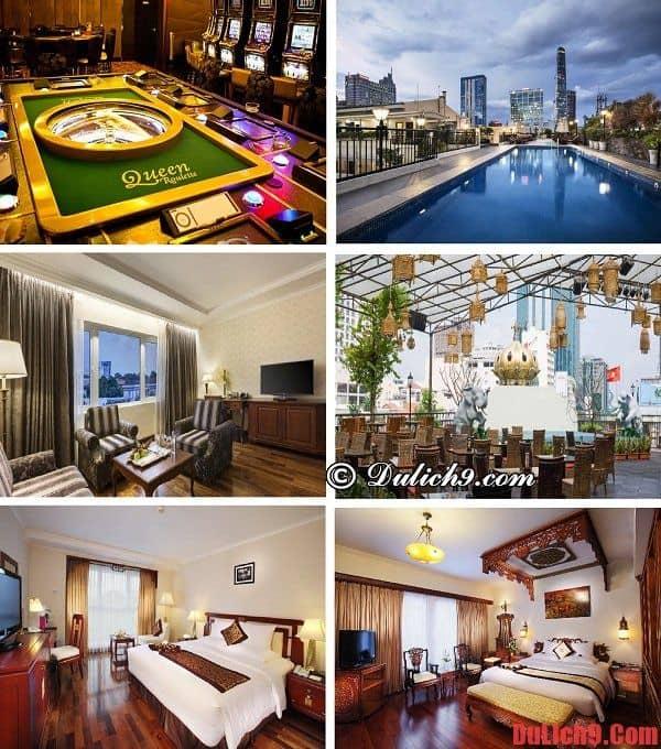 Khách sạn 5 sao cao cấp, sạch đẹp, hiện đại, có casino nổi tiếng Sài GònKhách sạn 5 sao cao cấp, sạch đẹp, hiện đại, có casino nổi tiếng Sài Gòn