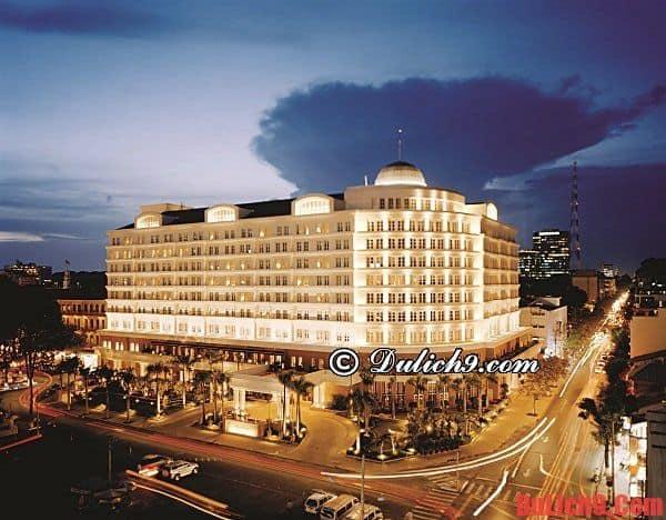 Một số khách sạn 5 sao hạng sang, cao cấp, nổi tiếng nhất khu vực chợ Bến Thành, TP.Hồ Chí Minh