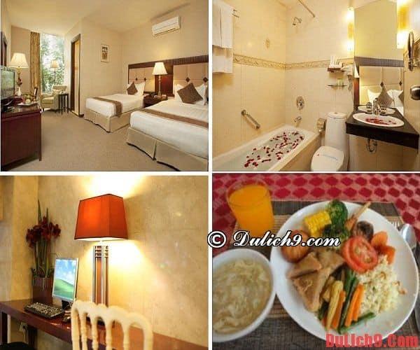 Khách sạn giá rẻ gần chợ Bến Thành có view đẹp, dịch vụ tốt và đánh giá cao