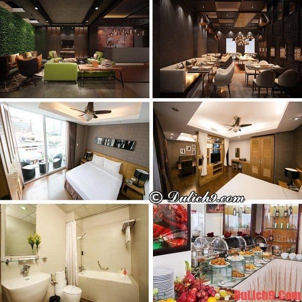 Khách sạn Sài Gòn gần chợ Bến Thành đẹp, chất lượng, an toàn, dịch vụ tốt