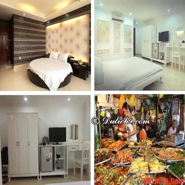 Khách sạn bình dân có vị trí đẹp và dịch vụ tốt gần chợ Bến Thành, Quận 1, TP.Hồ Chí Minh - Khách sạn giá rẻ gần chợ Bến Thành nên đặt phòng