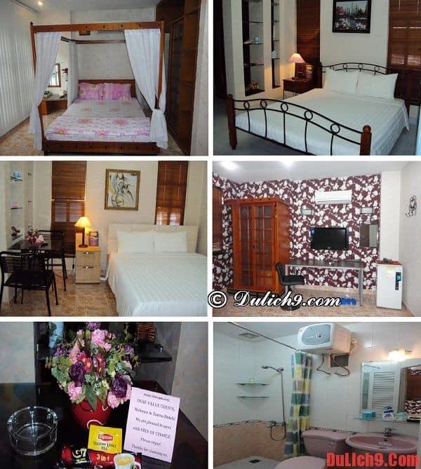 Khách sạn bình dân tiện nghi, chất lượng, hiện đại, gần chợ Bến Thành nên ở