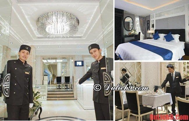 Khách sạn bình dân, giá rẻ gần Hồ Tây chất lượng tốt