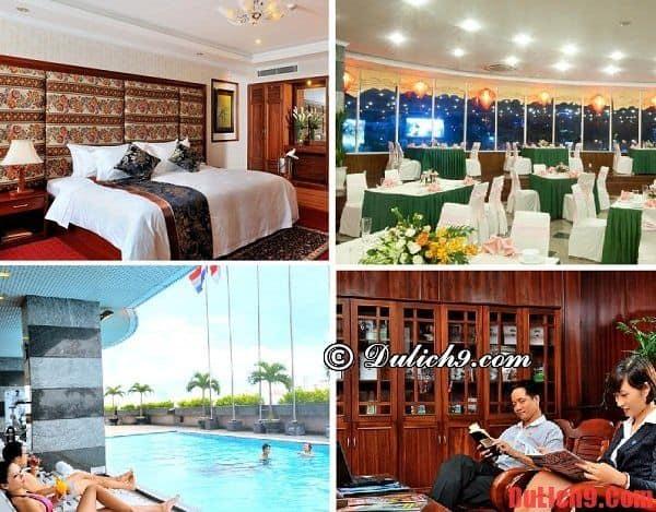 Khách sạn nổi tiếng ở Bà Nà Hills