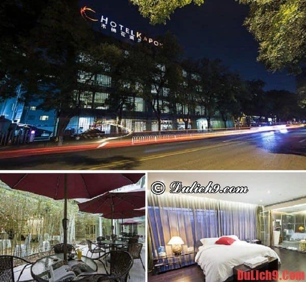 Khách sạn bình dân nổi tiếng ở Bắc Kinh