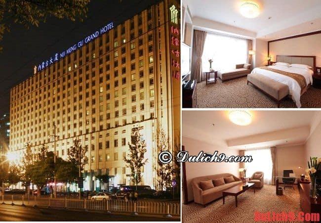 Khách sạn gần trung tâm ở Bắc Kinh