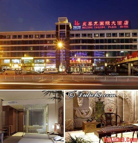 Nên thuê khách sạn giá rẻ nào khi du lịch Bắc Kinh? Khách sạn giá rẻ, nằm ở trung tâm ở Bắc Kinh